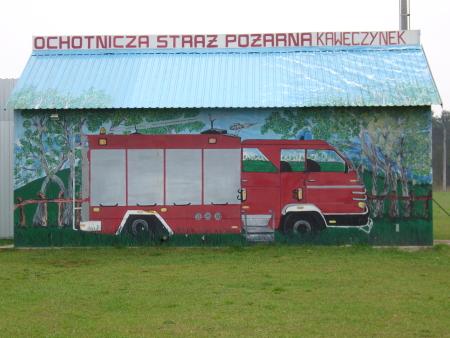 Ochotnicza Straż Pożarna - Kawęczynek